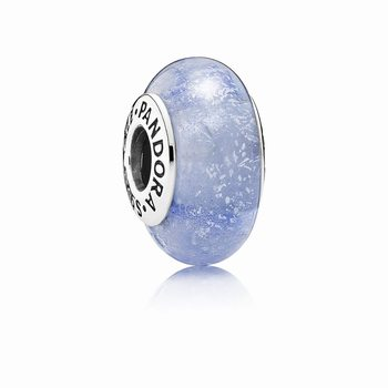 Pandora Disney, Cinderella's Signature Color Charm, Murano Glass